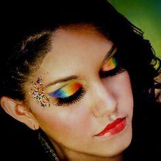 J.Thompson Salons Woodlands Tx. Mariam~Hair Heather~Makeup