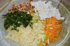 Sütőben sült zöldség-pogácsa » Izraelinfo Cabbage, Grains, Rice, Feta, Paleo, Vegetables, Cabbages, Beach Wrap, Vegetable Recipes