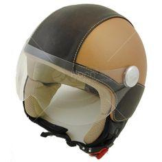 Caschi Personalizzati CV406 #hornhelmet #helmet #casco #personalizzato #custom #beige