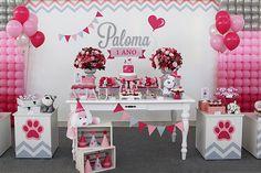 Festa Cachorrinhos   1 ano da Paloma