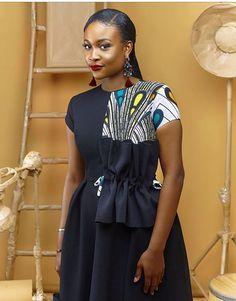 Ideas on african fashion outfits 925 Ankara Styles For Women, Ankara Dress Styles, Latest Ankara Styles, Latest African Fashion Dresses, African Print Dresses, African Print Fashion, Africa Fashion, African Dress, African Prints