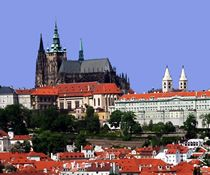 #Prague #Castle founded around 880 AD, is the largest #medieval castle in Europe and was once the seat of the Kings of Bohemia.Today,the President of the Czech Republic rules from the castle, and it is Prague's premier tourist attraction. Prague Castle (Pražský hrad) is in the Castle District (Hradčany), which is located above the Lesser Town (Malá Strana). The Prague Castle complex covers over 7 hectares (18 acres) and is centred around three great courtyards. The dominant building within…