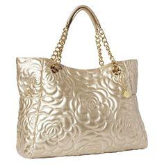 BIG BUDDHA Jkapa Tote,Gold,One Size $71.99