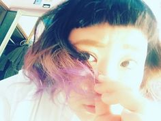 natumi hoshikawa @hoshikawa_natumi #カラー #痛#ボブ#...Instagram photo | Websta (Webstagram)