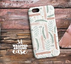 Wood cutter iPhone 6s Caseiphone 6s Plus by LoudUniverse on Etsy