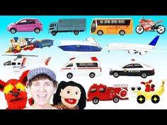 What Do You See? Song | Vehicles and Transport | Learn English Kids - YouTube