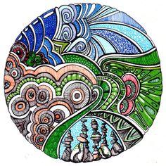 Hidden Worlds by Artwyrd.deviantart.com on @deviantART