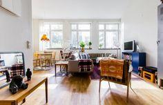 5 rum i etage vid Bandhagens T-bana mot stan | Lägenheter i Enskede, Årsta, Skarpnäck | Blocket Bostad