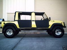 ... Suzuki Samurai Long Body Pick-up.