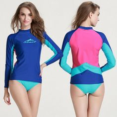 Sports & Entertainment New Women And Mens Rash Guard Fashion Full Body Uv Couple Matching Beach Wear Swimsuit Lovers Surf Rash Guard Snorkling Suit To Enjoy High Reputation In The International Market