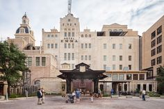 The New Hotel by Roman & Williams That's Making San Antonio the Coolest City in Texas via @MyDomaine