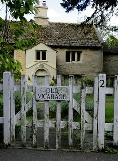 Old Vicarage, England, by Adam Swaine