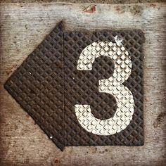 Parking number 3, via Steve Javiel/instagram