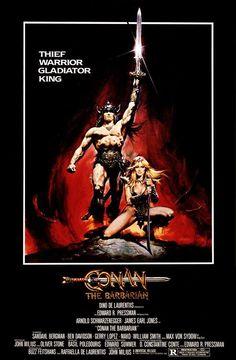 Conan, el Bárbaro (1982).