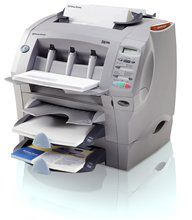 Pitney Bowes DI200 Folding Inserting Machine - Guide By Mailcoms