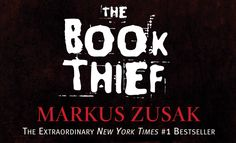 Review: The Book Thief is a young girl by the name of Liesel and the first book she ever stole was at the conclusion of her younger brother's funeral.  It was an impulsive move, a token to remember her brother by, but it soon became much more.  Arriving in the town of Munich, Liesel meets her foster parents Hans and Rosa Hubermann.  They are opposites of one another; Rosa is hard and stern, while Hans is gentle and nurturing.