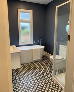 Completed bathroom transformation at the chancellor street project. Believe it or not this bathroom was also completed on a thin budget. We did push it a little but it was still completed within budget 👏🏽 this property also went unconditioned yesterday as well #happyclient. Swipe left for some before snaps. #revive #interiordesign #interiordesignchristchurch # Complete Bathrooms, Soft Colors, Corner Bathtub, Women Empowerment, Budget, Street, Fashion Trends, Soothing Colors, Budgeting