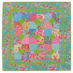 Additional Images of Simple Quilts from Me and My Sister Designs by Barbara Groves - ConnectingThreads.com