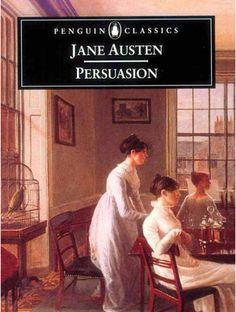 Persuasion - My favorite Jane Austen novel