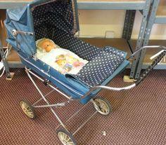 Pram Stroller, Baby Strollers, Prams And Pushchairs, Dolls Prams, Bears, Games, Children, Vintage, Pram Sets
