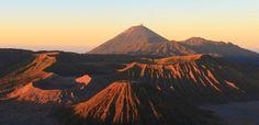 Monte Bromo. Java, Indonesia