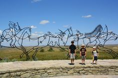 Little Big Horn Native American Memorial Montana | Battle of the Little Bighorn, Custer, Sitting Bull, must see ...