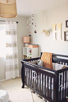 Hudson Mile's Nursery  Ampersand Studios