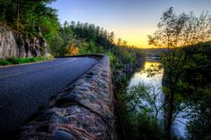 8 Amazing Scenic Drives in Wisconsin - The Bobber.  Plan to check these out on the motorcycles next summer.  Riding season here (10/31/14)  is almost over.  Not putting it away yet but, sadly, it will be soon.