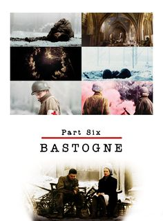 Band of Brothers Part Six: Bastogne...saddest part of the show! :(