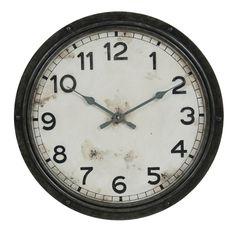 Grande horloge en bois Grande Horloge En Bois, Horloge Bois, Deco Bistrot,  Bois 0c6786043232