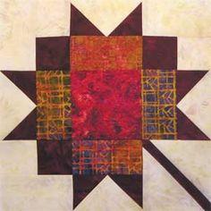 Maple Leaf Block: FREE Autumn Quilt Block Pattern