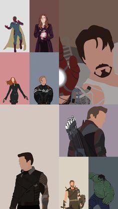 Marvel Avengers Movies, Marvel Fan Art, Marvel Heroes, Marvel Characters, Marvel Phone Wallpaper, Images Murales, Marvel Images, Marvel Background, Avengers Pictures