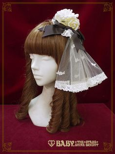 Antoine bouquet head bow