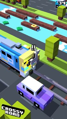 Dead unicorn In crossey road best game ever