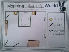 School Is a Happy Place: Mapping Penny's World: A Must Read Mentor Text and a Social Studies FREEBIE