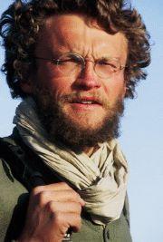 Portrait de Sylvain Tesson