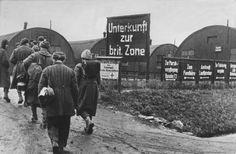 Friedland has existed since 1945, when it was set up by the British allied forces to accomodate German refugees from Eastern Europe.