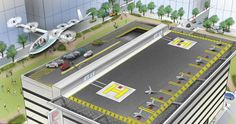 Uber Announces Plans For Flying Taxi Cars In Dallas And Dubai In 2020 #Electric_Vehicles #Flying_Cars
