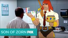 SON OF ZORN | Official Trailer... Looks hilarious!