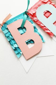 Happy Birthday Sign Discover Baby Banner Baby Banner by Laura Silva for We R Memory Keepers Hot Fudge Cake, Mini Pinatas, Happy Birthday Signs, Baby Banners, Arts And Crafts, Paper Crafts, We R Memory Keepers, Punch Board, Backdrops For Parties
