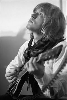 Brian Jones.  He was the first.  ( I don't count Paul McCartney.  Everybody liked Paul.)