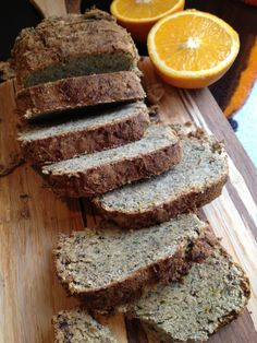 Unless you're allergic to bananas, zucchini, orange, coconut, salt and baking soda, this bread/muffin/cake is for you! Really, totally Paleo/Primal!