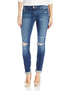 Joes Jeans Womens Icon Midrise Rolled Skinny Ankle Jean Addison 26 ** Read more reviews of the product by visiting the link on the image. (This is an affiliate link) #fashionjeans