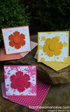 Mixed Bunch and Gorgeous Grunge from Stampin' Up!