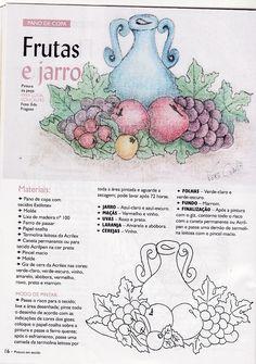 Revista muito lindinha enviada pela Ninoca pra Turma!!