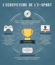 Les League of Legends, Call of Duty et cie touchent un public de plus en plus important en France. Une audience jeune qui fait du secteur une économie en plein boom, financée par les annonceurs.