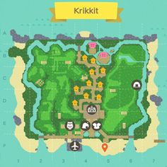 Animal Crossing Memes, Animal Crossing Qr Codes Clothes, Nintendo Switch Animal Crossing, Map Games, Map Layout, Pokemon, Island Map, Pink Moon, Island Design