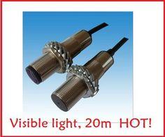 laser photoelectric switch Laser sensor laser photoelectric switch m18 npn 20M NO