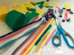 Sensory Processing and Scissor Skills – A Surprising Link Kids Play Spaces, Physical Skills, Kids Series, Scissor Skills, Pediatric Ot, Sensory Processing, Kids Playing, Scissors, Art For Kids