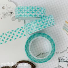 Blue Plus Washi | Findingnana Shop